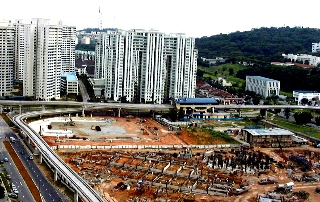 Bukit Panjang & Maysprings in 1999 - 2000
