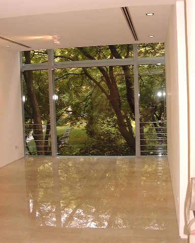 The Paterson Edge 04-03 marble flooring  by Owner, ductless aircon, not too many spotlights
