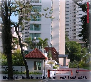 Singapore Riverdale Serviced Apartment near downtown +6 9668-6468