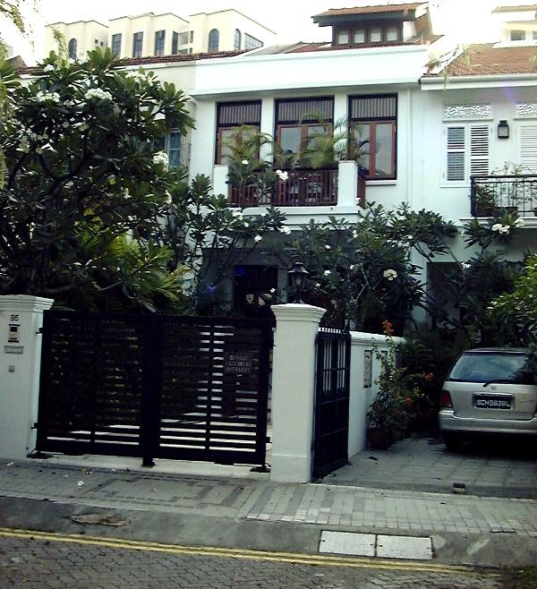 Emerald Hills Apartments: 1011ASingapore Geylang Heritage Conservation Shophomes