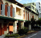 Emerald Hill shophome: Indoor car garage $10,000 rent
