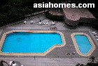 Singapore condo, 18 Anderson pool