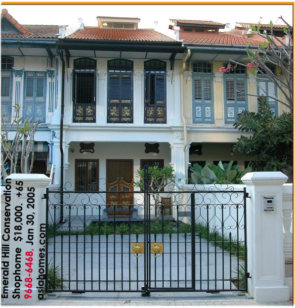 Houses For Rent: Singapore Realtor Licensed Rental Sales Singapore