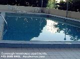 Big Pool - Singapore Cavenagh Townhouse Apartments