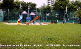Nanak Mansions has a big field for children to play.