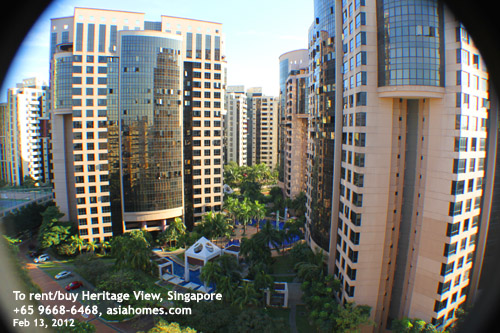 Short Term Car Lease >> 1135Singapore Dover Parkview, Heritage View serviced ...