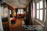 Upscale heritage bungalow, Singapore, Sentosa, Colonial Manor, asiahomes rental singapore