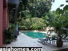 Singapore large Condos - 72 Grange Road - Swimming pool beside Paterson Road
