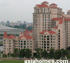 Waterfront Pebble Bay condos 1 - 5 bedrooms for rent, Singapore