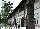 Singapore Townerville colonial conservation houses