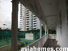 Singapore Regency Park condos, near downtown Orchard Road.