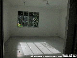 Singapore black & white bungalows for rent  - Master bedroom at end of house