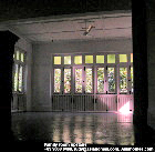 Singapore black & white bungalows for rent  - large family room upstairs.