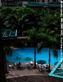 Singapore Maplewoods' resort ambience and pool attract Caucasians