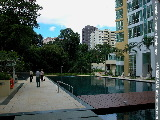 Singapore Cuscaden Residence upscale downtown condo