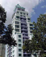 Singapore  - East Coast - New Fortville condos for rent