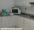 Singapore condos - Dormer Park kitchen in 3-bedroom unit