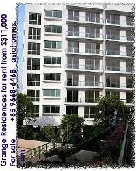 Grange Residences, Singapore.