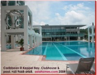 Full condo facilities.  Caribbean@Keppel Bay bedrooms.  +65 9668-6468, asiahomes.com