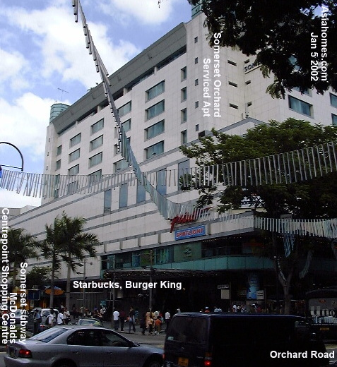 1135singapore somerset orchard serviced apartments condos rental