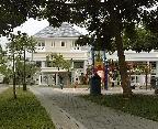 Holland Grove View children's playground near jogging track