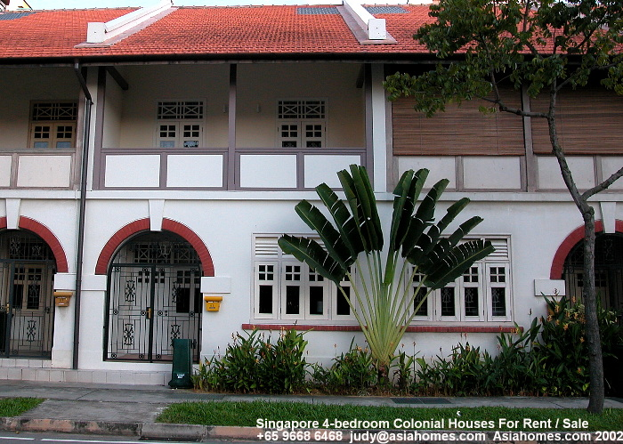 Kuo Chuan Colonial Conservation Shophomes Shophouses Condos Rental Properties Singapore Real Estate Houses Apartments Property