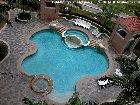 Singapore Pebble Bay's smaller pool - lagoon pool