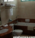 Singapore Fraser Place Serviced Apartments - master bathroom