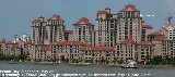 Singapore Pebble Bay condos.  Waterfront, big balconies & breezes