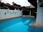 Clementi black & white bungalow resort ambience $13000
