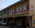 Restored Geylang conservation shophomes Singapore