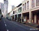 Singapore Niven Road 2-storey restored pre-war shophomes $3,500