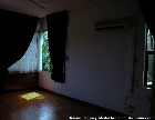 Greenery surrounds master bedroom - Nassim Regency, Singapore