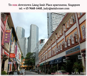 Singapore Conservation Liang Seah Place apartments for rent. Tel +65 9668 6468 asiahomes.com