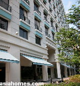 Regency House, Singapore upscale serviced apartments