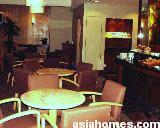 Regency House, Singapore upscale serviced apartments - breakfast lounge
