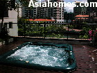 Singapore River Place, Jacuzzi for residents near the Clubhouse