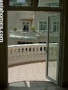 Singapore upscale condo - Chelsea Gardens - penthouse balcony is larger