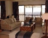 Ardmore Park's spacious living area