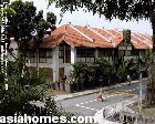 Singapore colonial houses - 3 bedroom units restored