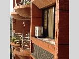 Holland Hill Mansions - circular big balconies.