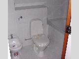 Habitat II - remodelled master bathroom with bidet