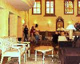 Villa Marina has an impressive clubhouse