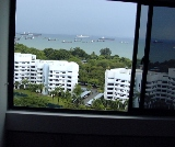 Picturesque sea views from maisonette of 20th floors Blk 5