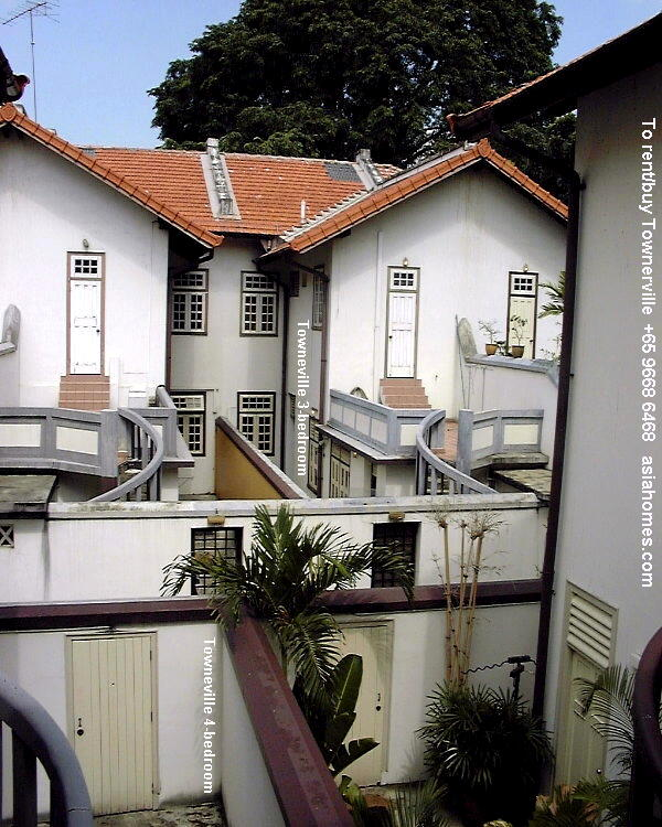 Houses Condos Townhomes For Rent: 1201ASingapore Townerville Colonial Townhouses, Rental