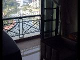 Balcony with water front views of Singapore River