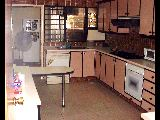 Astoria kitchen - colour and quality depends on individual landlord.