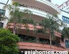 Singapore Camelot condos  - big balconies