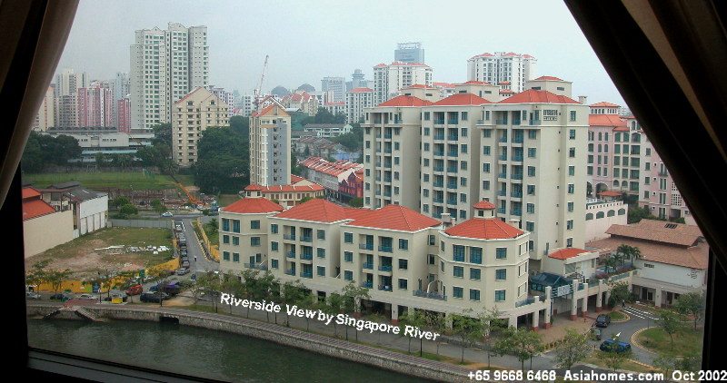 Singapore S Serviced Apartments Riverside View Park Avenue Residences Oct 2002