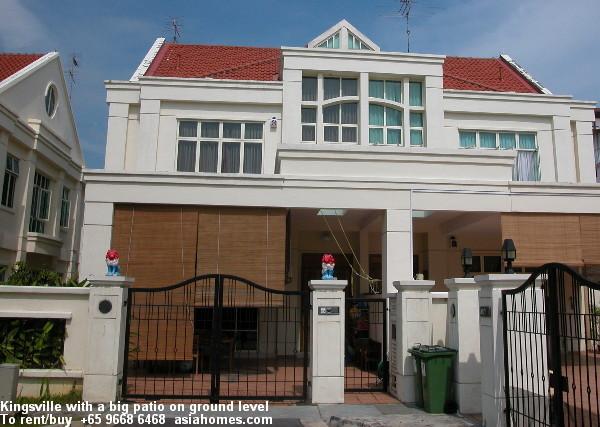 0748csingapore Kingsville Semi Detached Houses Townhouses